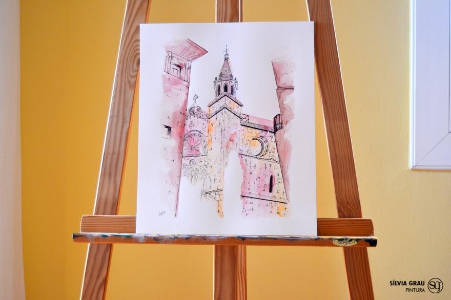 10- L'Església de Santa Maria