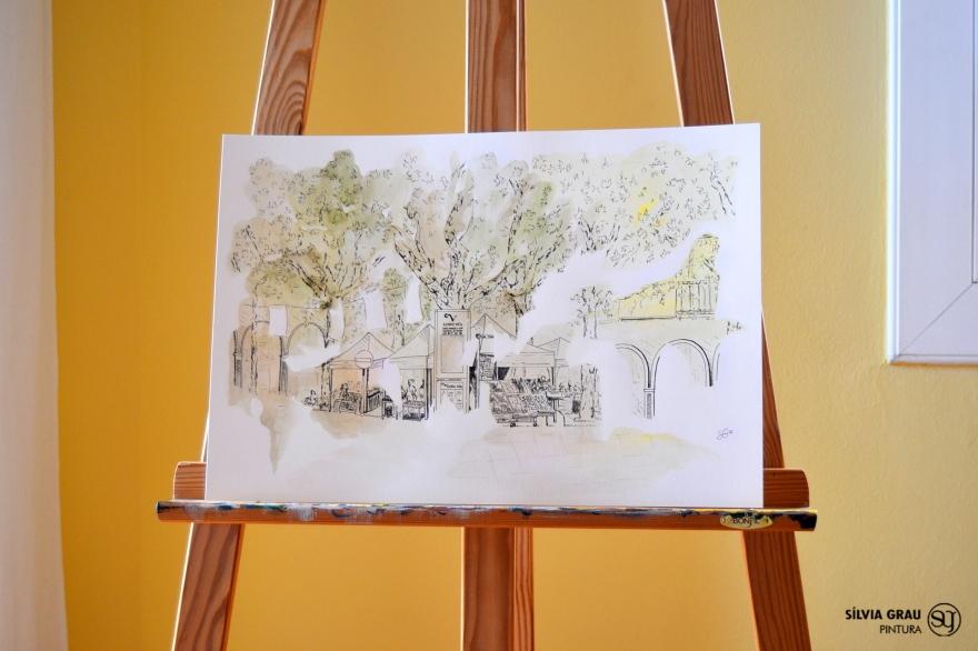 4- La Plaça de Sant Joan