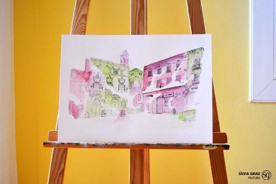 8- La Plaça de l'Ajuntament